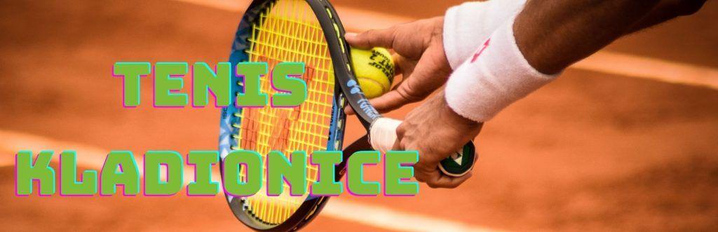 Tenis Kladionice
