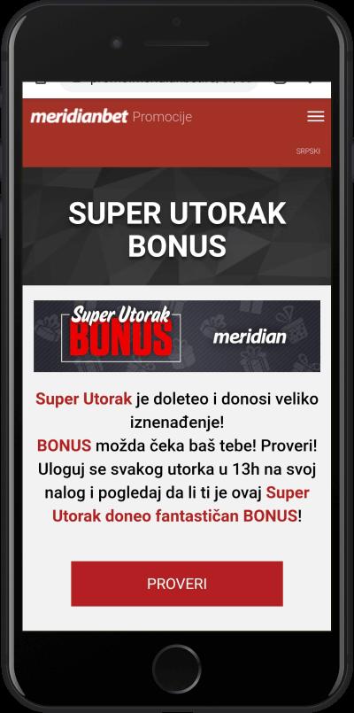 meridian bet bonus utorkom